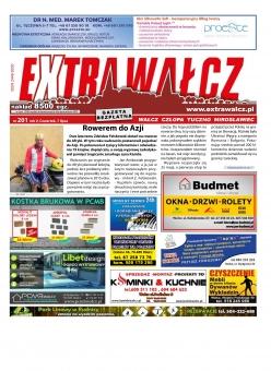 ExtraWałcz 201 - czwartek, 7 lipca 2016 - 16 stron
