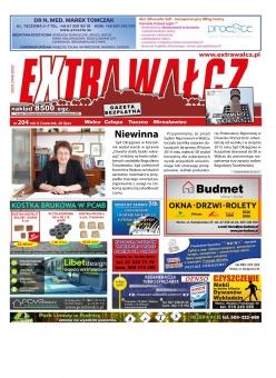 ExtraWałcz 204 - czwartek, 27 lipca 2016 - 16 stron