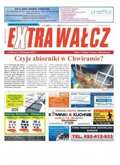 ExtraWałcz 268 - czwartek, 9 listopada 2017 - 16 stron