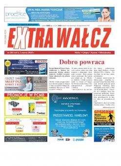ExtraWałcz 283 - czwartek, 1 marca 2018 - 16 stron