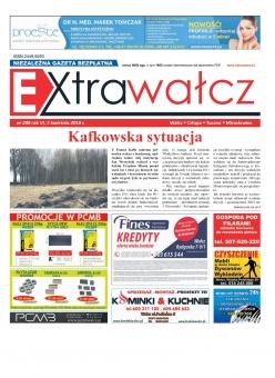 ExtraWałcz 288 - czwartek, 5 kwietnia 2018 - 16 stron