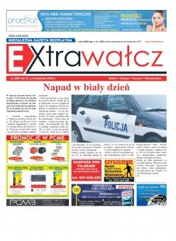 ExtraWałcz 289 - czwartek, 12 kwietnia 2018 - 16 stron