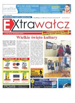 ExtraWałcz 291 - czwartek, 26 kwietnia 2018 - 16 stron