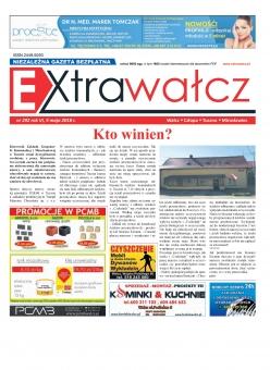 ExtraWałcz 292 - środa, 9 maja 2018 - 16 stron