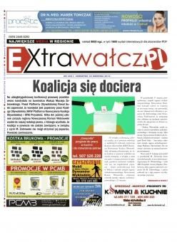 ExtraWałcz 308 - czwartek, 30 sierpnia 2018 - 16 stron