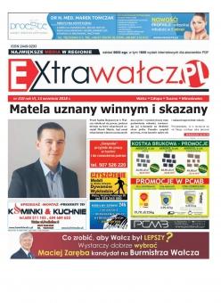 ExtraWałcz 310 - czwartek, 13 września 2018 - 16 stron