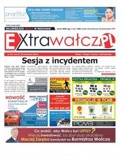 ExtraWałcz 311 - czwartek, 20 września 2018 - 16 stron