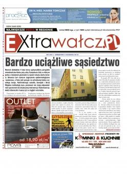ExtraWałcz 322 - czwartek, 6 grudnia 2018 - 16 stron