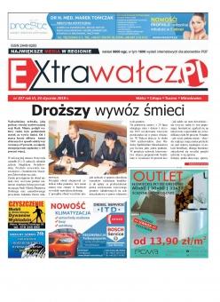 ExtraWałcz 327 - czwartek, 24 stycznia 2019 - 16 stron