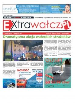 ExtraWałcz 329 - czwartek, 7 lutego 2019 - 16 stron