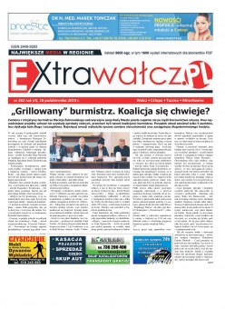 ExtraWałcz 362 - czwartek, 10 października 2019 - 16 stron