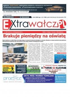 ExtraWałcz 367 - czwartek, 14 listopada 2019 - 16 stron
