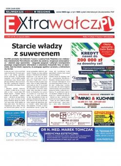 ExtraWałcz 375 - czwartek, 23 stycznia 2020 - 16 stron