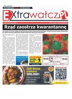 ExtraWałcz 384 - czwartek, 26 marca 2020 - 8 stron