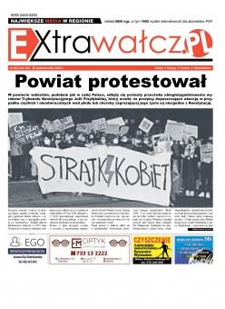 ExtraWałcz 415 - czwartek, 29 października 2020 - 16 stron