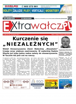 ExtraWałcz 439 - czwartek, 22 kwietnia 2021 - 16 stron